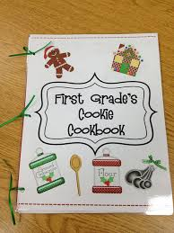 class cookie cookbook each child takes a recipe sheet home and
