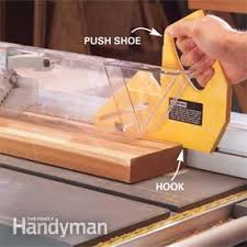 Table Saw Injuries How To Use A Table Saw Ripping Boards Safely Family Handyman