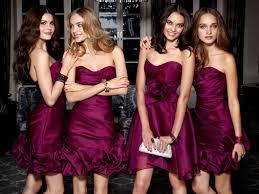 bridesmaid dress colors wine colored bridesmaid dresses all dresses