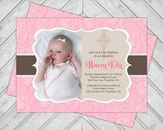 free baptism invitations by email baptism invitations