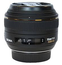 amazon com sigma 30mm f 1 4 ex dc hsm lens for canon digital slr