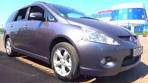 mitsubishi grandis 2008 mitsubishi grandis start up engine and in depth tour