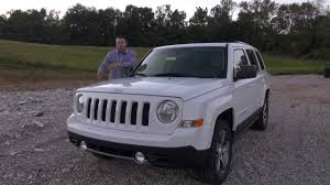 jeep patriot 2017 sunroof 2017 jeep patriot features review youtube