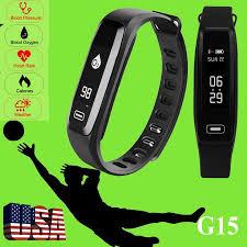 heart rate calorie bracelet images Kingslim heart rate fitness tracker smart bracelet wristband watch jpeg