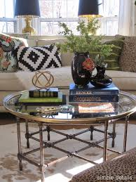 how to decorate a round coffee table for christmas magnificent decorating a round coffee table 19 cool coffee table