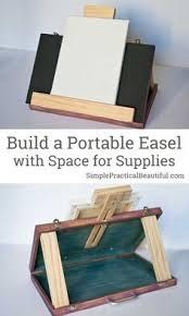 Desk Easel For Drawing Portable Tabletop Easel U0026 Art Desk Kids Lap Desk Travel Toy