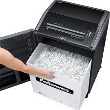 fellowes powershred 485ci 4x30mm cross cut shredder 4699001