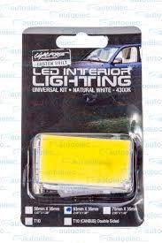 Navara D40 Interior Lightforce Interior Light Upgrade Kit 4300k Natural White Suit