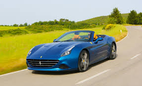 porsche californication 2015 ferrari california t first drive u2013 review u2013 car and driver