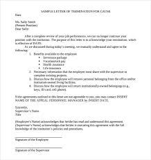 termination of employment letter template nz letter idea 2018