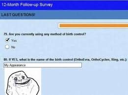 Birth Control Meme - new kind of birth control meme by kirbubble2 memedroid