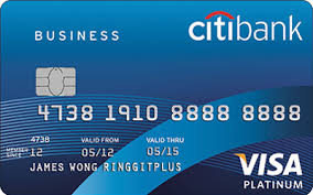 Secured Credit Card For Business Citibank Credit Card Business