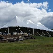 tent rentals maine tent rental 40 80 affordable events