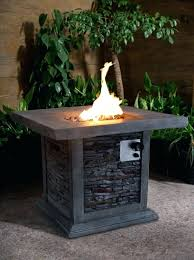 Diy Gas Fire Pit Table by Diy Propane Tabletop Fire Bowl Newcastle Propane Gas Tabletop Fire
