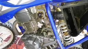 yamaha ttr230 inside carburetor while start up and rev uhd 4k