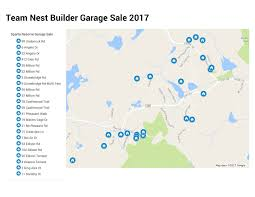 Sparta On Map Huge Sparta Mountain Area Community Garage Sale Hits Saturday