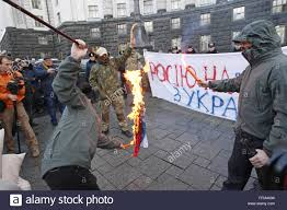 Colors Of Russian Flag Russia Flag Burn Stock Photos U0026 Russia Flag Burn Stock Images Alamy
