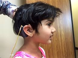 young little girls src new hearing technology brings sound to a little girl shots
