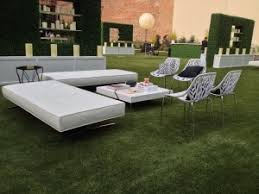 Fake Grass Mats Patio Non Traditional Uses For Artificial Grass