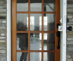 Wood Exterior Front Doors by Tempting Glass Front Door Then Exterior Door Front Entrydoors
