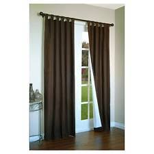 Lined Cotton Curtains Transitional 100 Cotton Lined Curtains Ebay