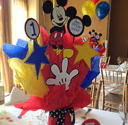 mickey mouse centerpieces all about the presentation client events