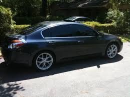 nissan altima 2015 black anyone with a silver exterior altima with tint curious about best