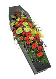 how to make a casket spray colourful casket spray scents florist greenford