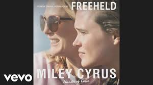 miley cyrus hands of love audio youtube