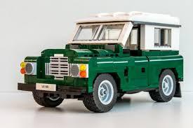 land rover lego ideas landrover 4 x 4