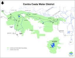 concord california map service area map contra costa water district ca