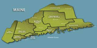 map of us vacation spots tour the maine coast travel tips visit maine