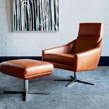 Cheap Leather Armchairs Uk Austin Swivel Armchair West Elm Uk