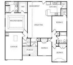 Ranch Style Homes With Open Floor Plans Open Floor Plan For Ranch Style Homes Bill Beazley Floor