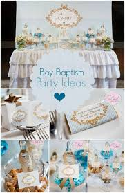 decorations for baptism decorations for a boy boy baptism party decorations party