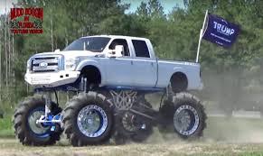 ford mudding trucks this million dollar ford mud truck doesn t sense
