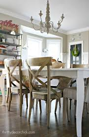 dining room table makeover ideas kitchen table painted dining table before and after dining room