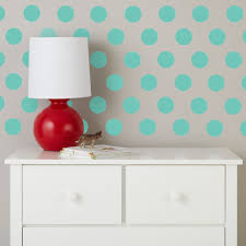polka dot wall decals totally kids totally bedrooms kids lottie polka dot wall decal aqua