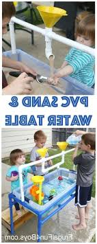 diy sand and water table pvc make a diy water table for less than 15 water tables water and how