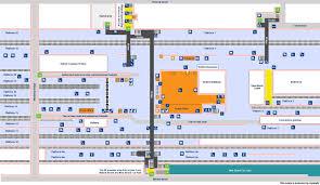 Edinburgh Map National Rail Enquiries