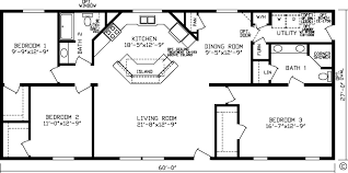 3 bedroom floor plans floor plans northland manufactured home sales inc
