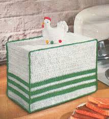 1950s Toaster 5601 Vintage 1950s Chicken Hen Toaster Cover Crochet Pattern