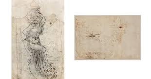 recently discovered leonardo da vinci drawing valued at 15 8m