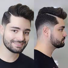 hairstyle for fat chinese face 20 cool haircuts for men with round face men hairstyles