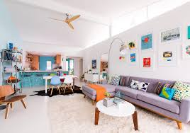 home tour what u0027s old is new again for this midcentury modern house