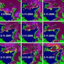 Map Snap Europe by Unusual Weather Pattern Freezes Europe Shifts Arctic Ice