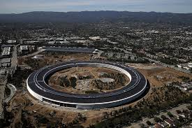 report apple u0027s sunnyvale neighbors call spaceship campus a