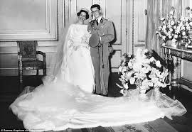 royal bridal gowns including kate middleton and grace kelly u0027s