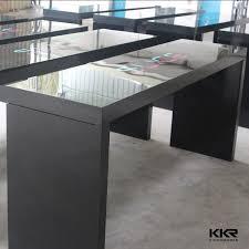 High Bar Table Black High Bar Table Quartz Table Top Bar Counter Buy