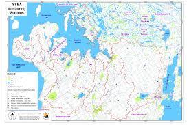 Sound Map Open Water Severn Sound Environmental Association